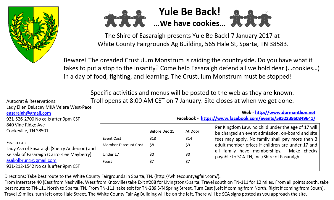 Yule Be Back!